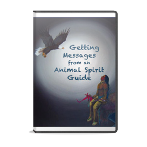 Getting Messages from an Animal Spirit Guide meditation journey instant mp3 audio download