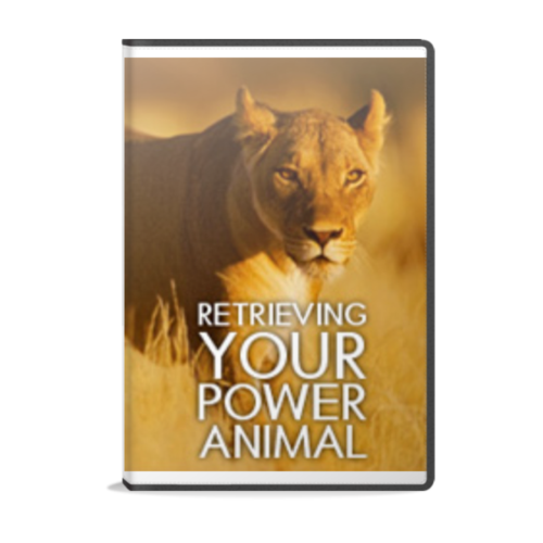Retrieving Your Power Animal guided meditation instant mp3 audio download