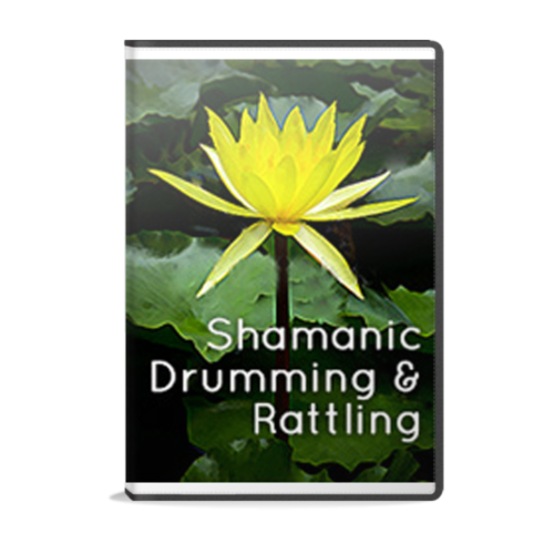 Shamanic Drumming and Rattling instant audio mp3 download for shamanic practitioners to journey to non-ordinary reality